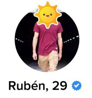Verificar perfil de Tinder