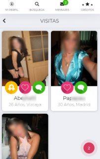 Chatear con chicas desde el móvil en amigos con derechos