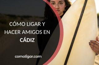 Contactos y amigos en Cádiz