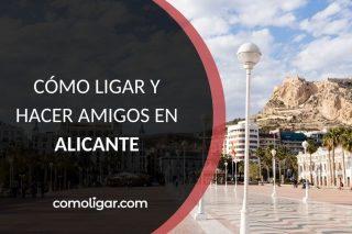 Conocer gente de Alicante