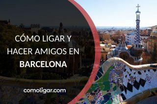Ligar con mujeres en Barcelona