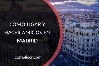 Ligar con mujeres en Madrid