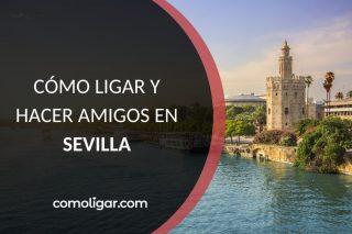 Páginas de contactos Sevilla