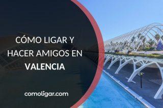 Páginas de contactos en Valencia