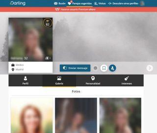 eDarling fotos de perfil